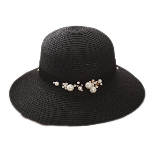 6eef20d1 sweden jordan hat ebay 86883 8793f; czech lovehats summer sun hats for  women solid large brimmed sun hats floppy hats with pearls