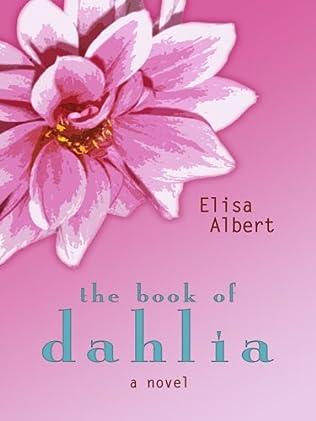 book cover of The Book of Dahlia
