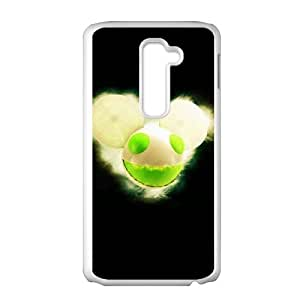 LG G2 Phone Case for Classic theme Deadmau5 pattern design GQCTDM901808