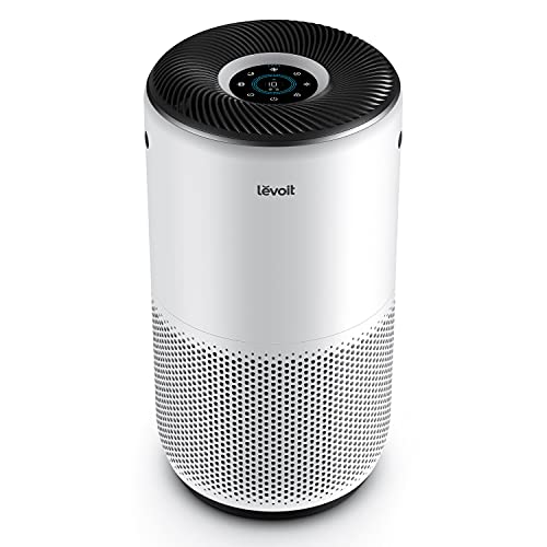 LEVOIT Air Purifier for Home Large Room, Smart WiFi and Alexa Control, H13 True HEPA Filter for Allergies, Pets, Smoke…