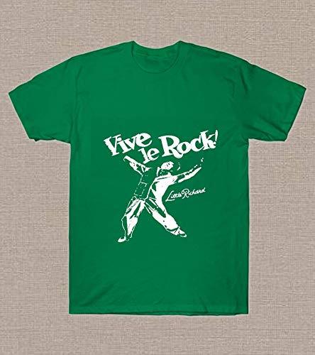 Little Richard Vive Le Rock Funny Bella /& Canvas Unisex T-Shirt