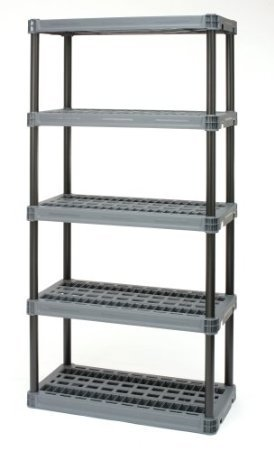 Plano Molding 9618-00 Heavy Duty Interlocking Shelving -