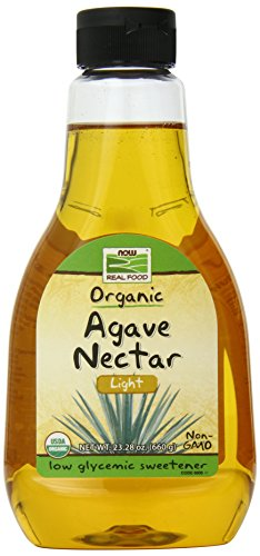 NOW Foods Light Organic Agave Nectar,23.2-Ounce