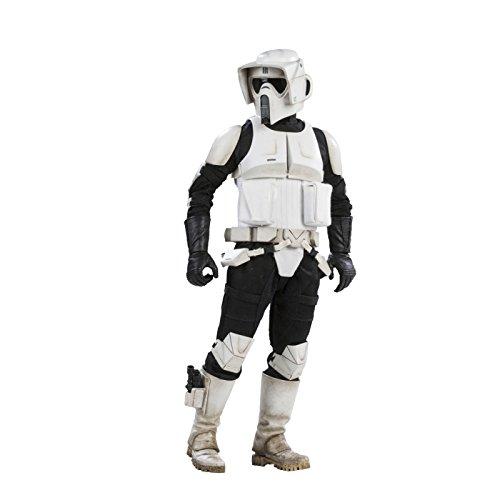 Star Wars Sideshow Episode VI Return of The Jedi Scout Trooper Biker 1/6 Scale 12
