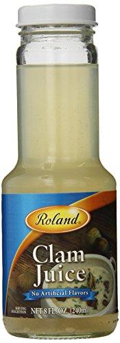 (Roland Clam Juice, 8 Ounce)