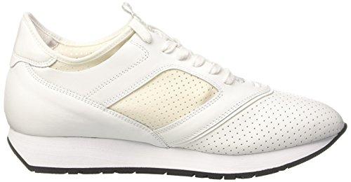 Bikkembergs Runn-Er 802, Sneaker a Collo Basso Uomo bianco
