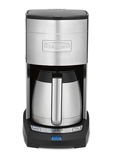 Cuisinart DCC 3750 Thermal Coffeemaker Stainless