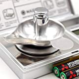 Milligram Scale with Metal Tray 50g x