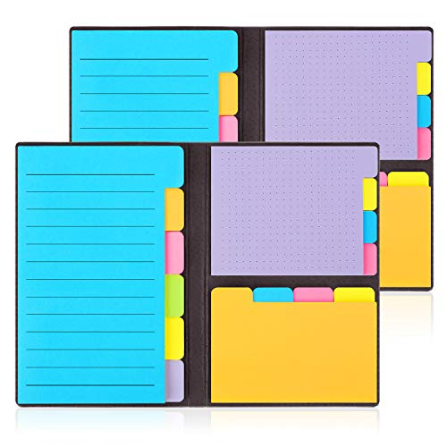 Divider Sticky Notes Bundle set of 2