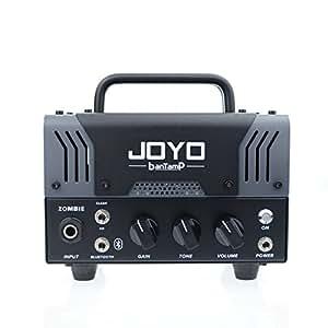 Joyo ZOMBIE 20 Watt Mini Tube Head in new banTamp Series New and Nice!