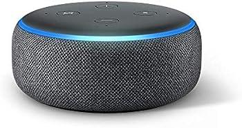 3-Pack Amazon Echo Dot 3rd Gen Smart Speaker