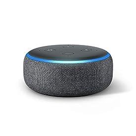 All-new Echo Dot (3rd Gen) – Smart speaker with Alexa – Sandstone