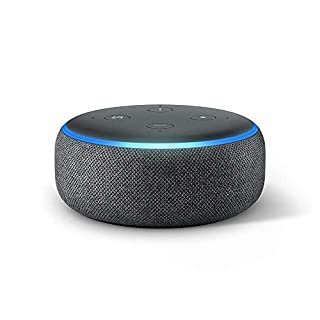 Echo Dot (3rd Gen) - Smart speaker with Alexa - Charcoal (B0792KTHKJ) | Amazon Products