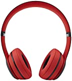 Beats Solo 2 Headphones Best Deals - Beats Solo2 Wireless On-Ear Headphone, Active Collection - Siren Red (Old Model)