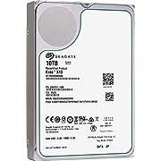 Seagate Exos X10 HDD | ST10000NM0086 | 10TB 7200RPM | SATA 6Gb/s 256MB Cache 3.5-Inch | 512e | Enterprise Internal Hard Disk Drive (Renewed)