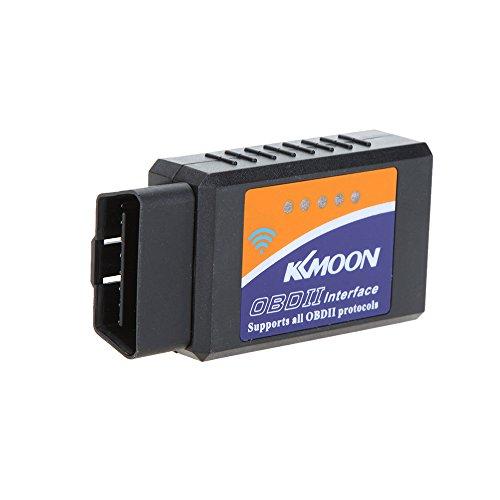 KKmoonWIFIOBDIICarDiagnosticScannerAutoVehicleScanTool
