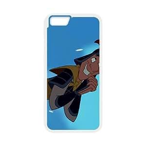 iPhone6 Plus 5.5 inch Phone Case White Mulan Ling JHI2323016