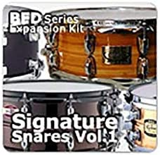 FXPANSION エフエックスパンション BFD3/2用拡張音源 BFD3/2 Expansion Pack: Signature Snares Vol.1