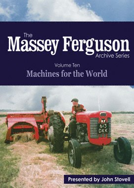 Ferguson Farm Tractors (Massey Ferguson Archive Series Volume 10 Machines for the World DVD)