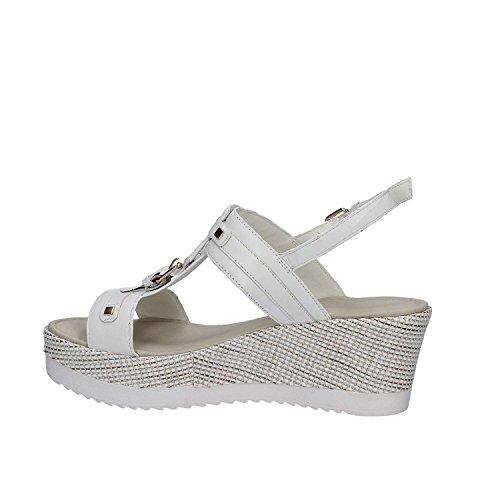 Grace Shoes 51404 Sandalias Altos Mujeres Negro