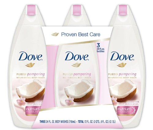 Dove Purely Pampering Body Coconut