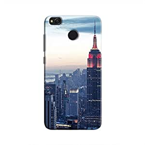 Cover It Up - New York Skyline Redmi 4 Hard Case