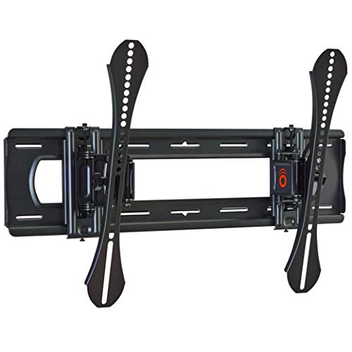 ECHOGEAR Full Tilt TV Wall Mount - Advanced Extendable Bracket for Maximum Tilting Range On Large TVs - Ideal for Mounting A 40