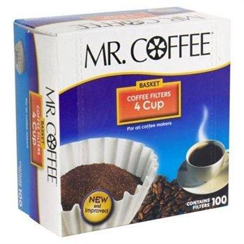 【数量は多】 Mrコーヒー4カップフィルタ100カウント B007W39DI8 B007W39DI8, ロッソエブルー:e8d933e0 --- mfphoto.ie
