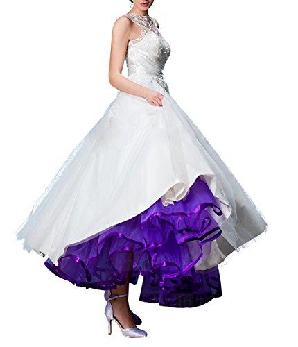 Jupon longueur Bbonlinedress Rockabilly 100cm Pourpre pour mariage femme Jupon TxxqvnZCSw