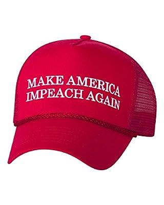 Make America Impeach Again Funny Anti-Trump Cap Hat