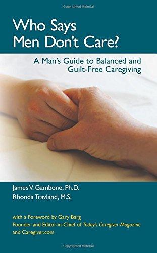 Who Says Men Don't Care? pdf