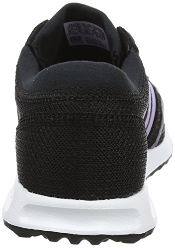 adidas Unisex Kids' Los Angeles J Running Shoes Black (Core Black) uf0hj