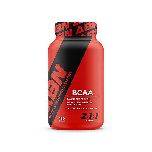 ABN BCAA 180 Capsules Bcaa 180 Capsules
