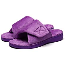 Pro11 wellbeing women/'s knit Orthotic slippers comfort arch support plantar