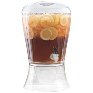 Creativeware 3-Gallon Unbreakable Beverage Dispenser