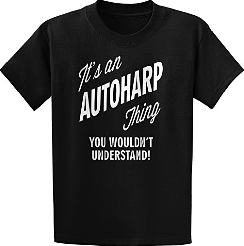 Threads of Doubt It's An Autoharp Thing! You Wouldn't Understand! Classic T-Shirt