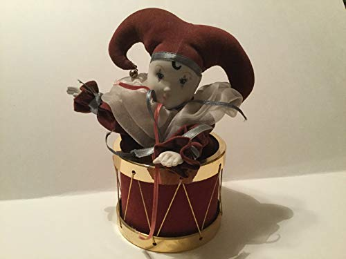 Jester Clown Music Box, San Francisco Music Box Company, Somewhere Out There