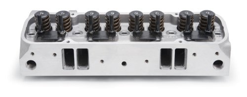 - Edelbrock 60575 Cylinder Head, Pontiac, Performer RPM, 87cc