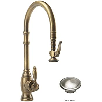 Waterstone 5500 Pn Annapolis Kitchen Faucet Single Handle