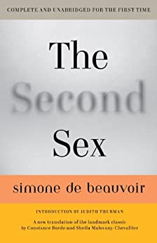 The Second Sex by [De Beauvoir, Simone]