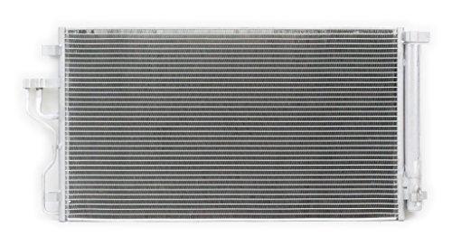 A-C Condenser - Pacific Best Inc For/Fit 3864 10-16 Hyundai Tucson 11-16 Kia Sportage 2.4L