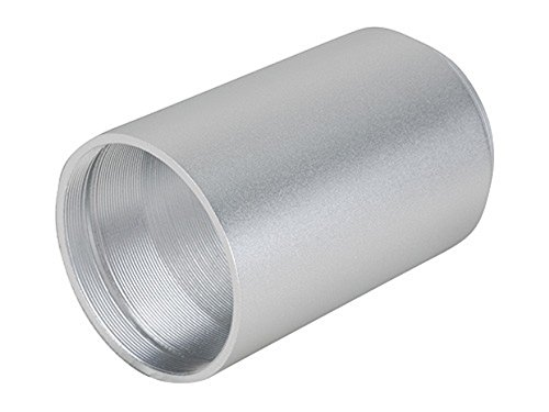 Cheap Mueller Optics 3″ Long 50mm Sunshade for the Mueller Riflescopes Only, Matte Silver