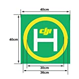 Drone-Fans-Quadcopter-Landing-Field-Model-Airfield-Parking-Apron-Air-Base-Sticker-Decal-Tag-Sign-Signboard-1pc-for-DJI-Phantom-321