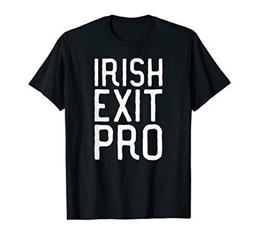 Irish Exit Halloween (Irish Exit Pro St Patrick's)