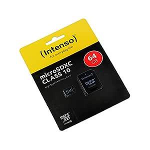 Panasonic Lumix DMC-LX1, 64GB Tarjeta de Memoria Micro SD ...