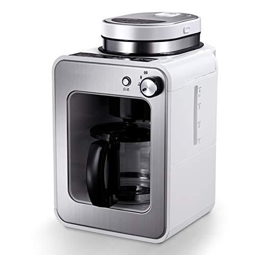 JCSW Cafetera Express, Cafeteras Superautomaticas para Espresso, Cafetera Goteo, Cafetera para Espresso y Cappuccino…