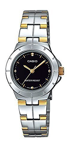 Casio General Ladies Watches Metal Fashion LTP-1242SG-1CDF