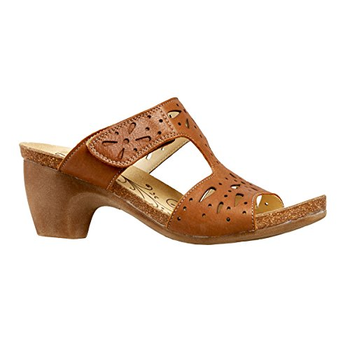Van Dal Shoes Womens Vivo Sandals in Tan 7dI9jcMJw