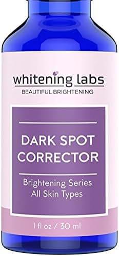 Dark Spot Corrector. Best Age Spots, Sun Spots Corrector, Skin Brightener, No Hydroquinone