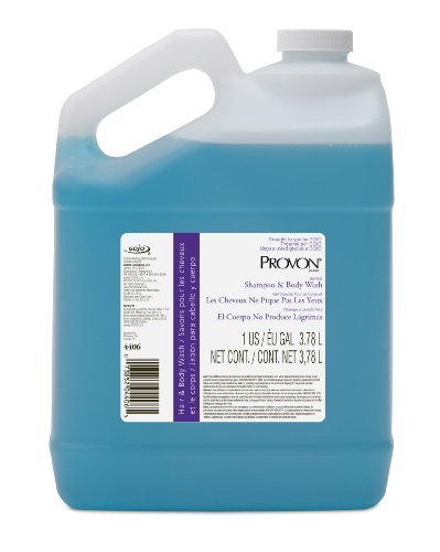 Provon Tearless Shampoo and Body Wash, 1 Gallon